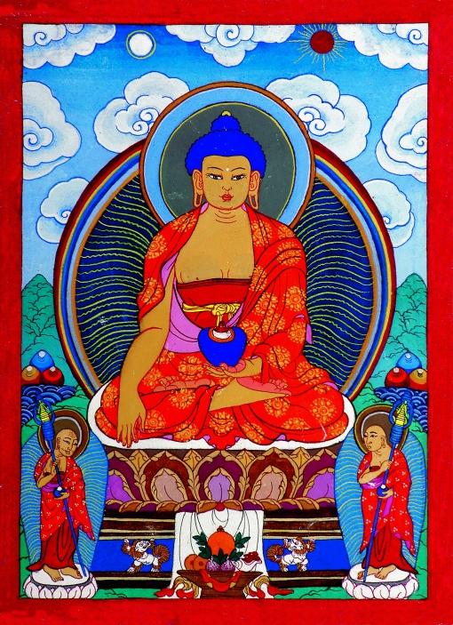 Buddha-painting (2)
