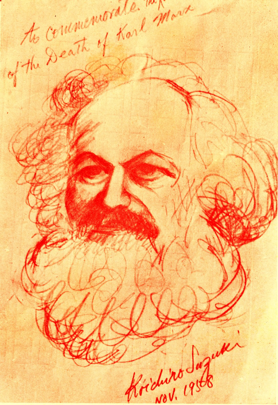 the life and work of karl heinrich marx